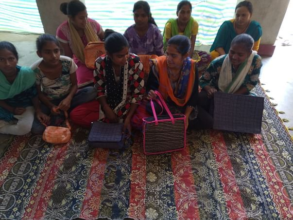 """Shaktiswaroopa clothing store"""" aims to empower the trained girls"""
