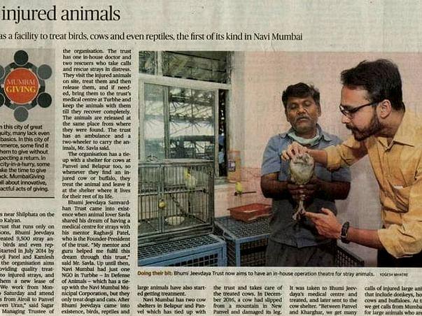Help Us Save Animals Life