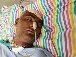 Help Anand Fight Tumour On Brain Stem 4th Stage