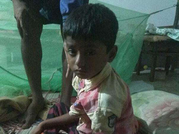 Help Kasim recover from Dengue