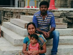 Support Rajesh's Family