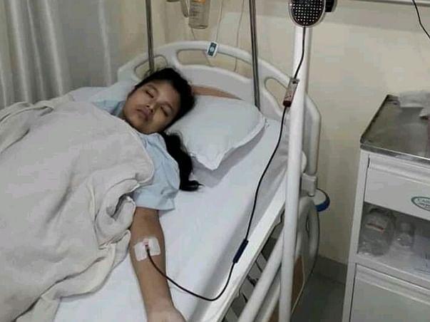 Help Ruprekha Bora to come back her home
