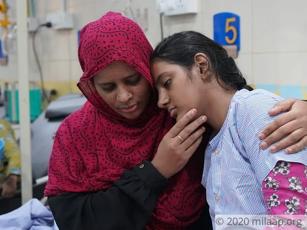 Help Fatima Recover From Aplastic Anemia