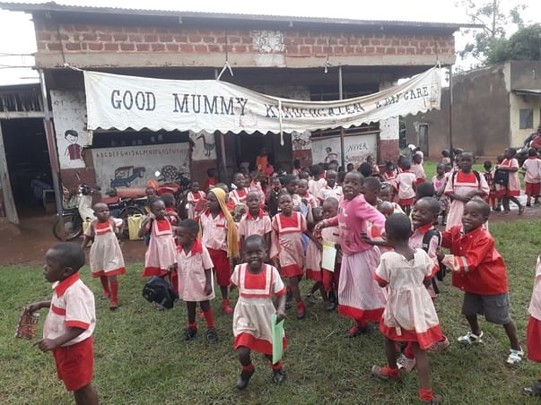 Support Good Mummy Kindergarten and Care In Uganda!
