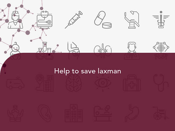Help Me To Save Laxman