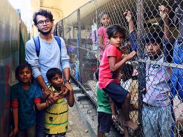 Help me to Build India's first Alternative School for Street Children
