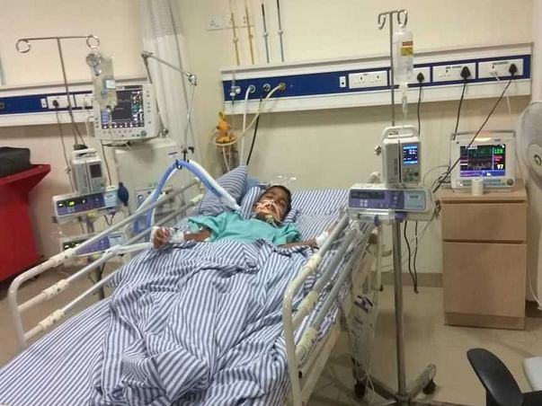 Help 8-year-old Subrat Undergo Thymectomy surgery