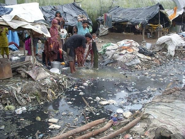 Fight for Right For Clean Sewage