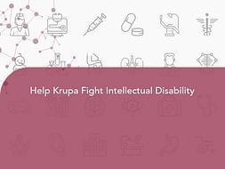 Help Krupa Fight Intellectual Disability