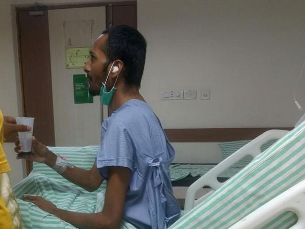 Help My Son Undergo Heart and Lung Transplant!