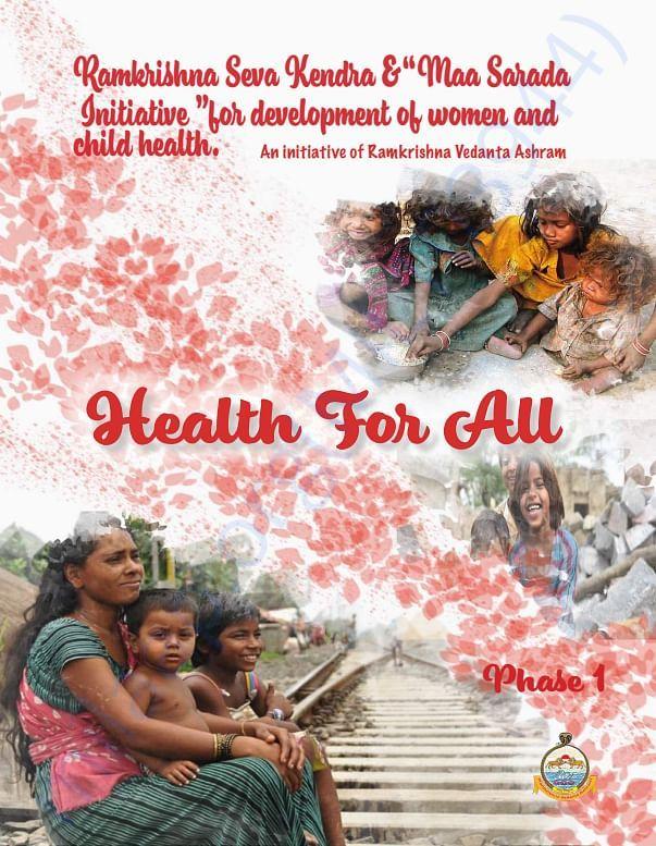 Project Document of Ramkrishna Sevakendra and Maa Sarada initiative