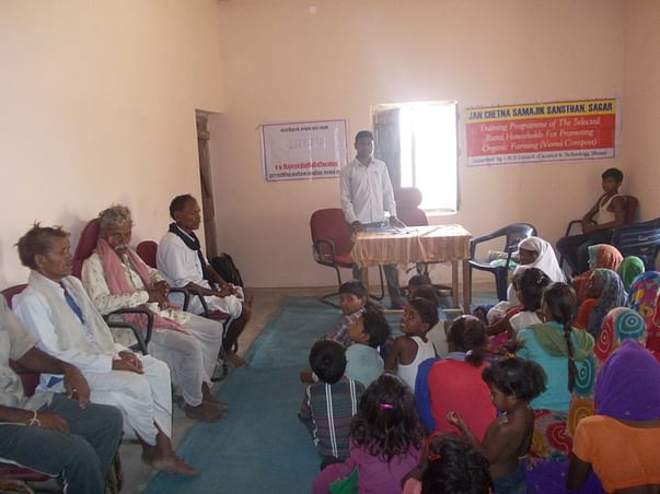 Sending 200 Tribal Children to Primary Education in Block Kesli