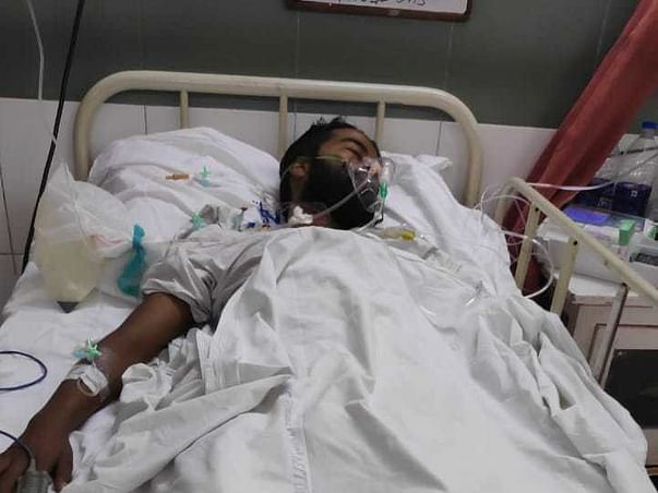 Support Rajib Das Fight/Recover From Spherocytosis And Gallbladder