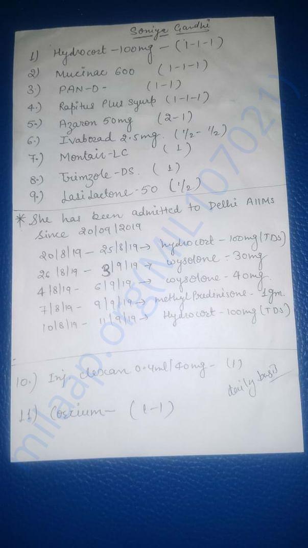 Medicines details