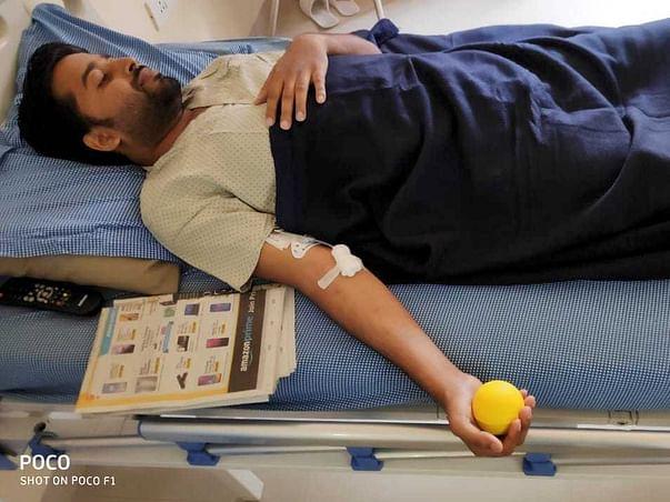 Help My Friend Gatikrishna fight Acute Lymphoblastic Leukemia