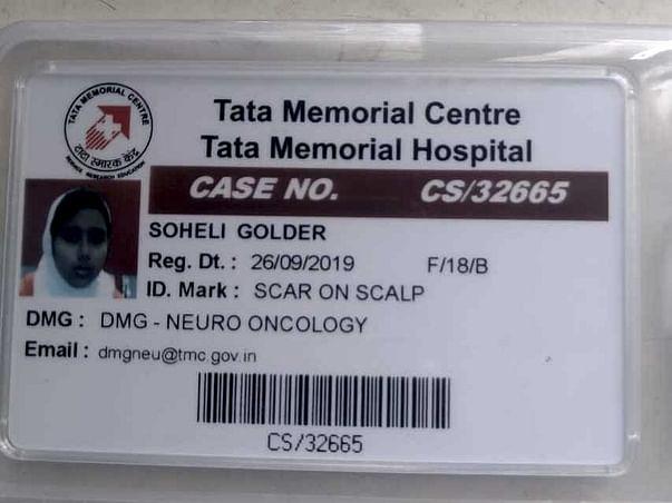Help Soheli Fight Brain Tumor