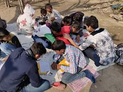 Please Contribute To Educate Underprivileged Children (Shaili Goyal)