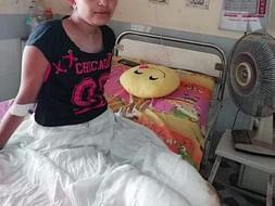 Help My Sister Fight Rail Accident And Polytrauma