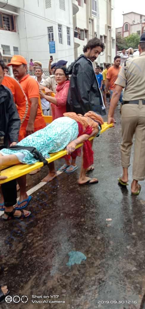 Appeal for Bihar flood relief