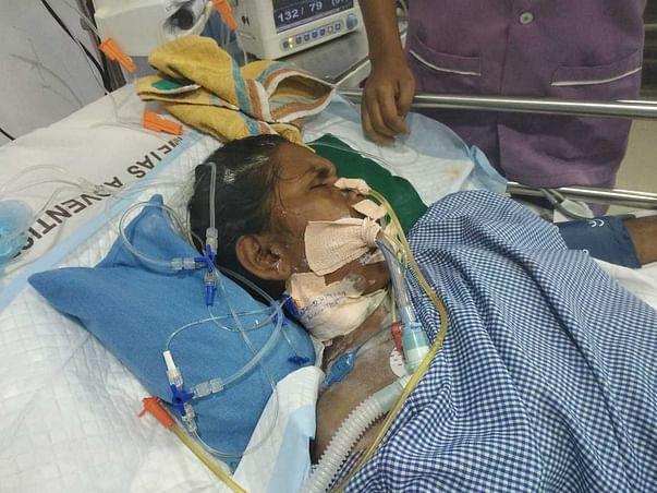 Help Kiran Devi Fight Brain T.B