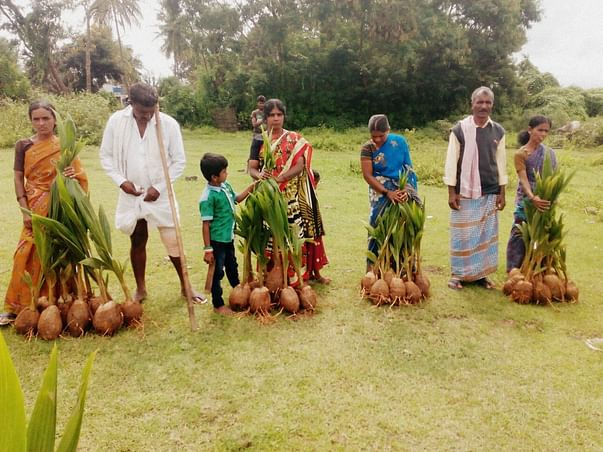 Help The Poor Farmers To Rise From Extreme Poverty