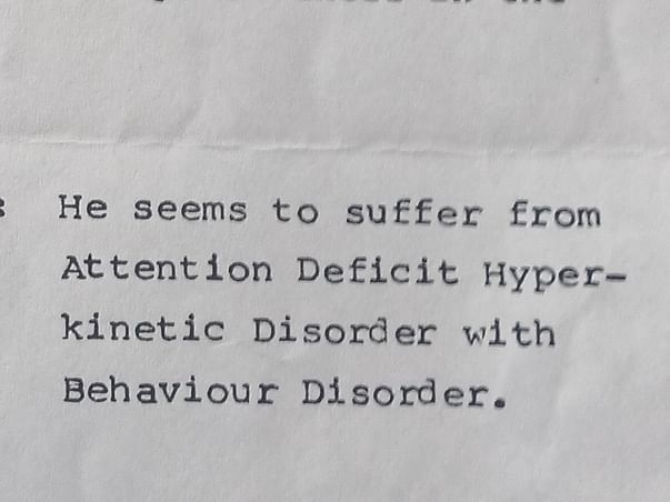 I have OCD and ADHD please Help Me For My Education