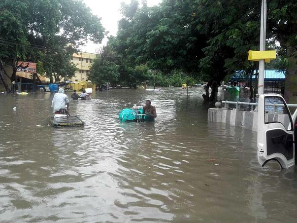 Help Bihar Against Floods