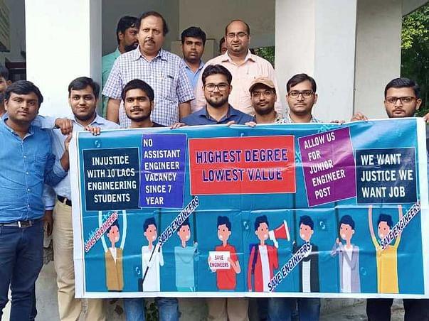 Graduate engineering student welfare association Uttar Pradesh