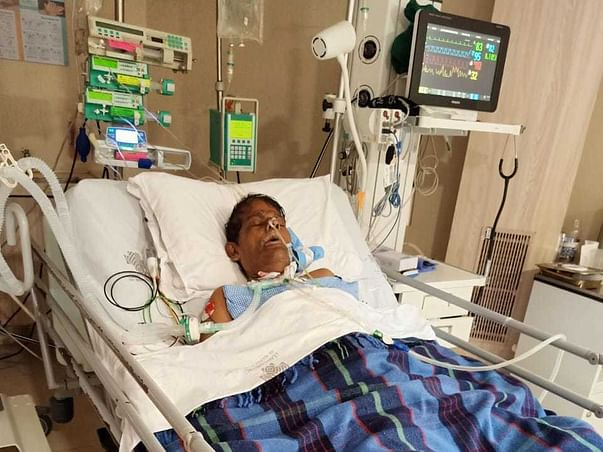 Help My Father Shivram To Fight From Internal Bleeding