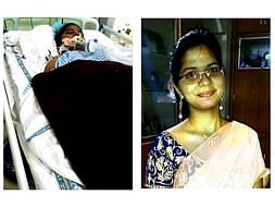 This 25 years old needs urgent support to fight accident & polytrauma