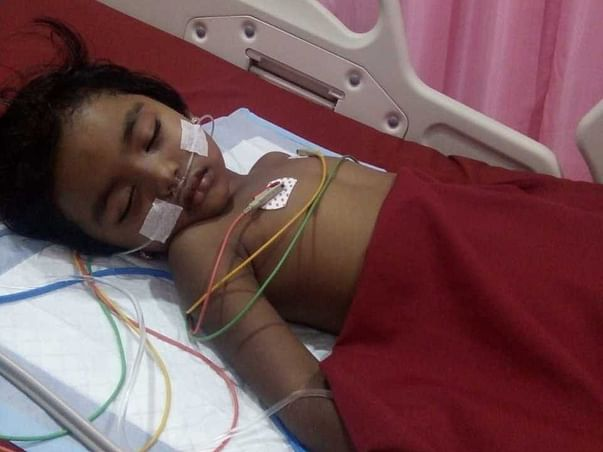 Help Selvi fight chest pain
