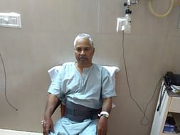 Help my father for Third Revision Surgery of Spine