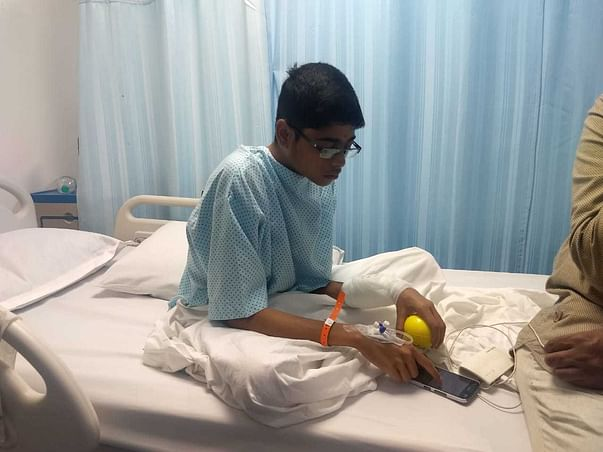 Help Me Undergo Combined Liver and Kidney Transplant