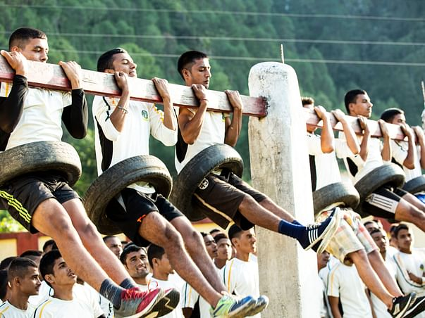 Support Youth Foundation To Train Youth Of Uttarakhand To Join Army