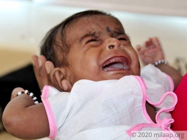 Help Baby Srestha Undergo A Cardiac Surgery