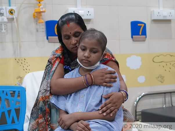 Help Anuradhi Recover From Acute Lymphoblastic Leukemia