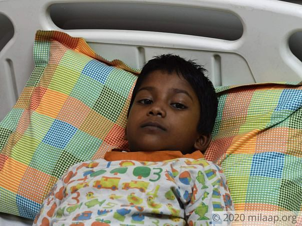 Help Arti Recover From Pulmonary Atresia