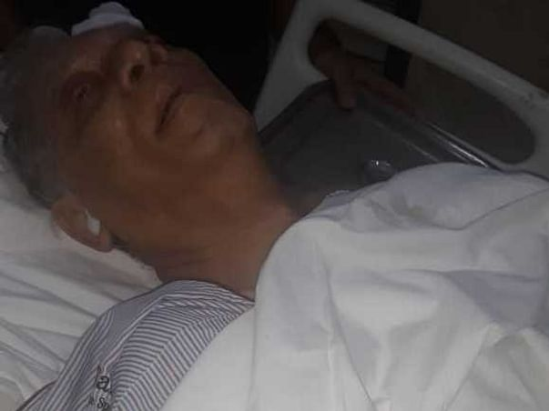 Support Brijkumar Verma Recover From Brain Stroke