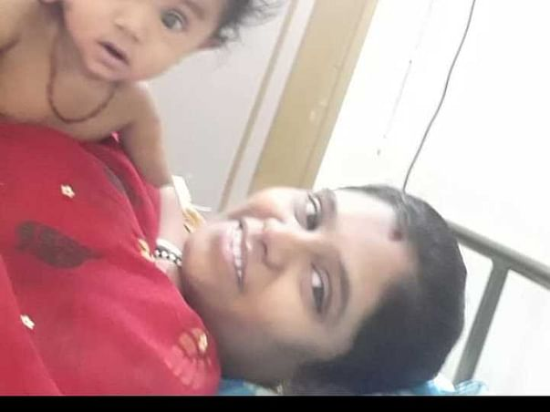 Help Mrs. Vinothini recover from Accident