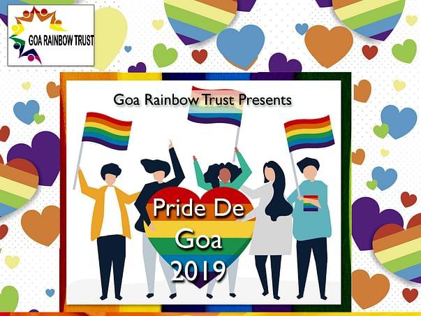 Support Pride De Goa, 2019!