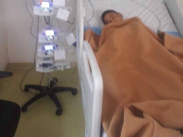 Please Help My Son Undergo Liver Transplant