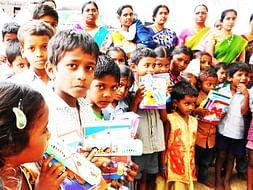 Support Lalith to educate 2500 school dropout poor children!