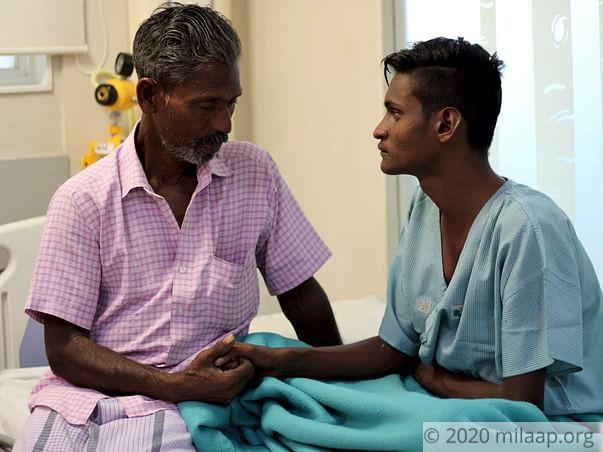 Help Selva Raj Undergo An Open Heart Surgery