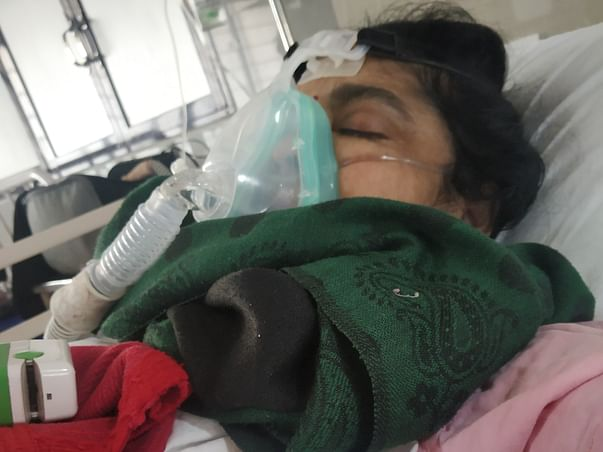 Help My Mother Undergo Lung Transplant