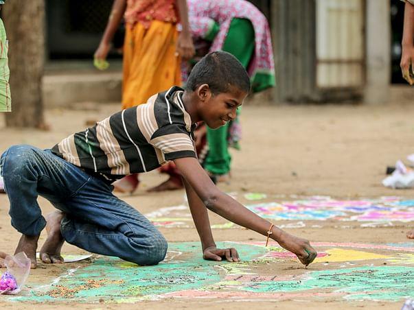 Help children of Vanavil celebrate Deepavali