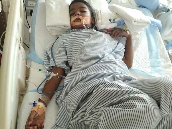 Save Subrat Padhiari Recover From Critical Disease