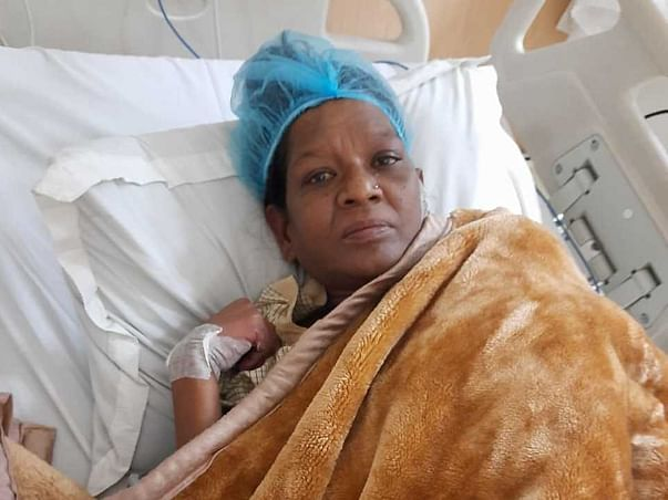 Help my mother fight liver transplant