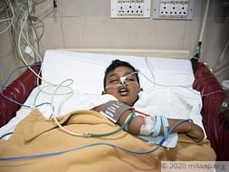 Help Sarthak Reover From Neuronal Ceroid Lipofuscinoses