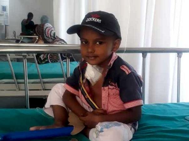 Help My Son Harish to Fifght Cancer