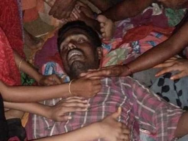 Support Late Mohan's family (Farmer who died due to storm)